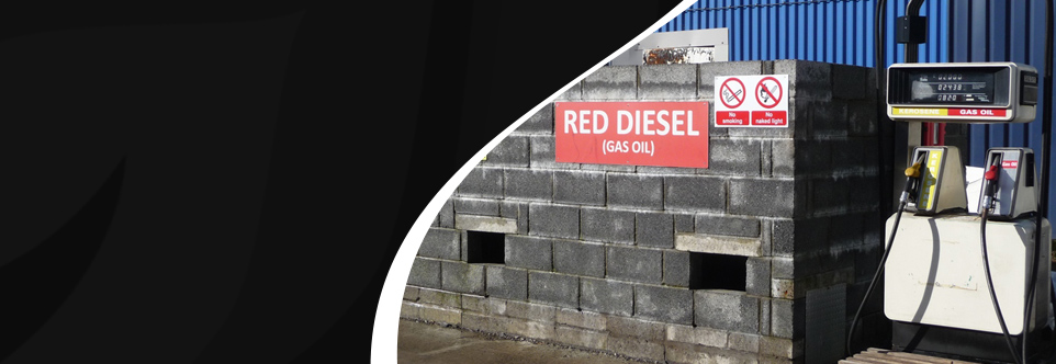 We supply Red Diesel & Heating Oil